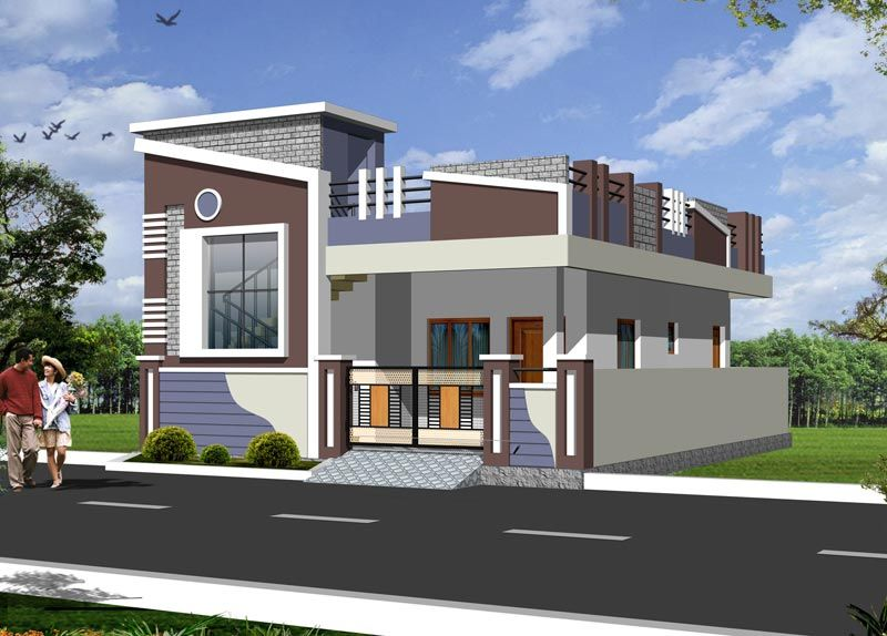 Imagen relacionada fachadas arquitectonicas pinterest for Independent house model pictures