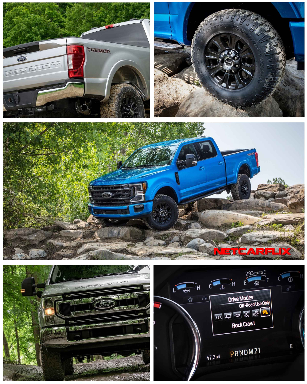 2020 Ford FSeries Super Duty Tremor OffRoad Package
