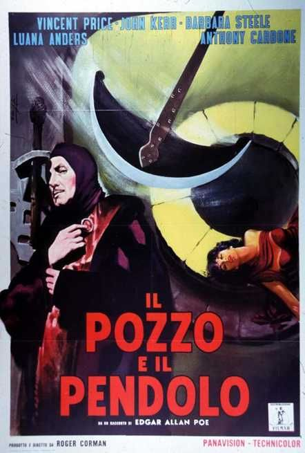 The Pit and the Pendulum (1961) (Italy)