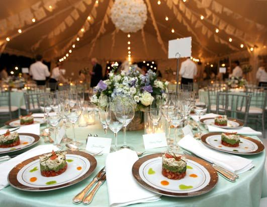 wedding table receptions Wedding Reception Ideas | My wedding ...