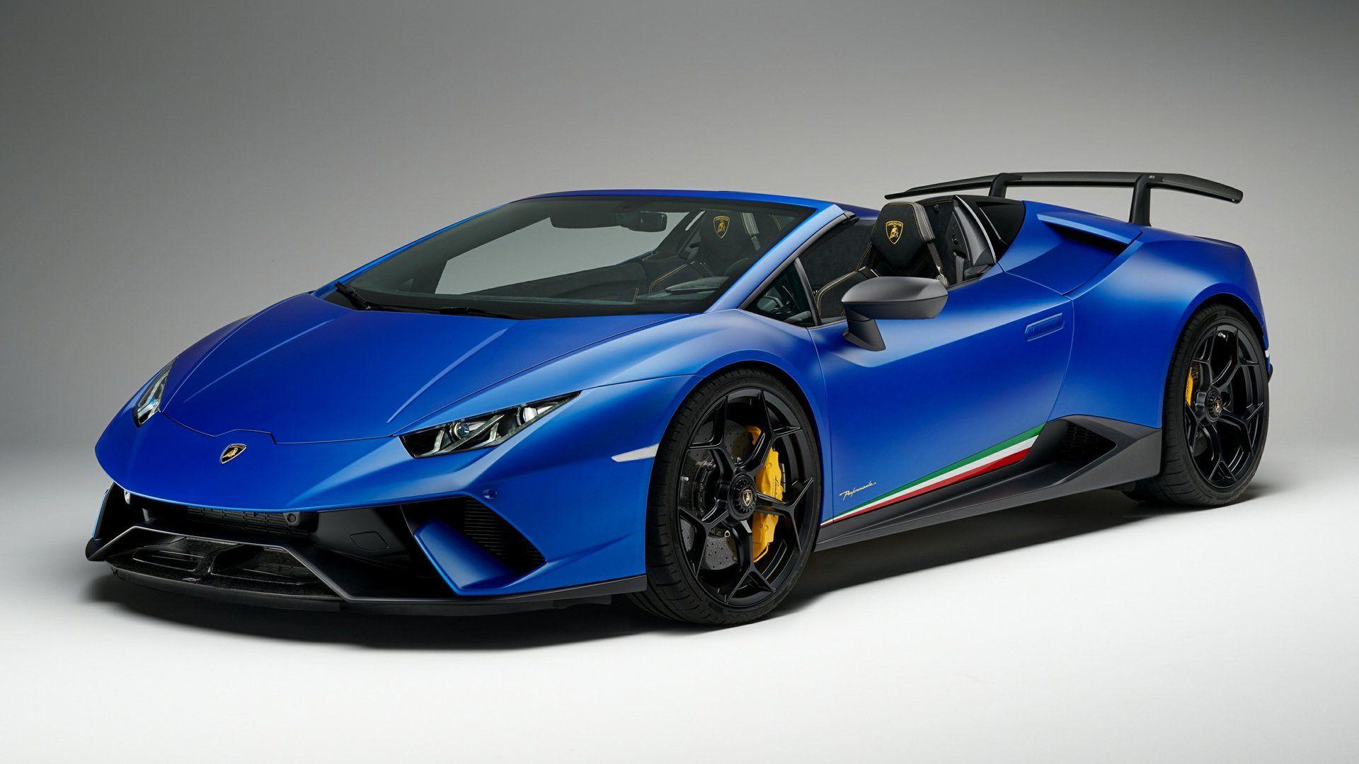 2018 Lamborghini Huracan Performante Spyder Vehicles Lamborghini Huracan Performante Lamborghini Lamborg Lamborghini Huracan Super Cars Sports Cars Lamborghini
