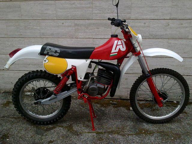 ragazza italiana motocross
