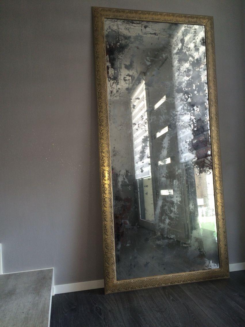 specchio anticato fai da te accessori arredamento casa