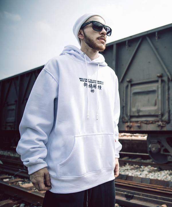 Cool Sweatshirt Men Hip Hop Hoodies