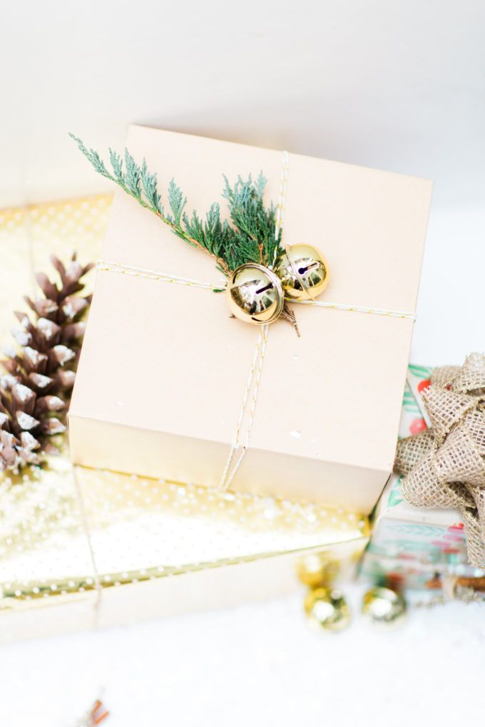 4 Simple (and Beautiful) Ways to Wrap Gifts Wrapped gifts, Wraps