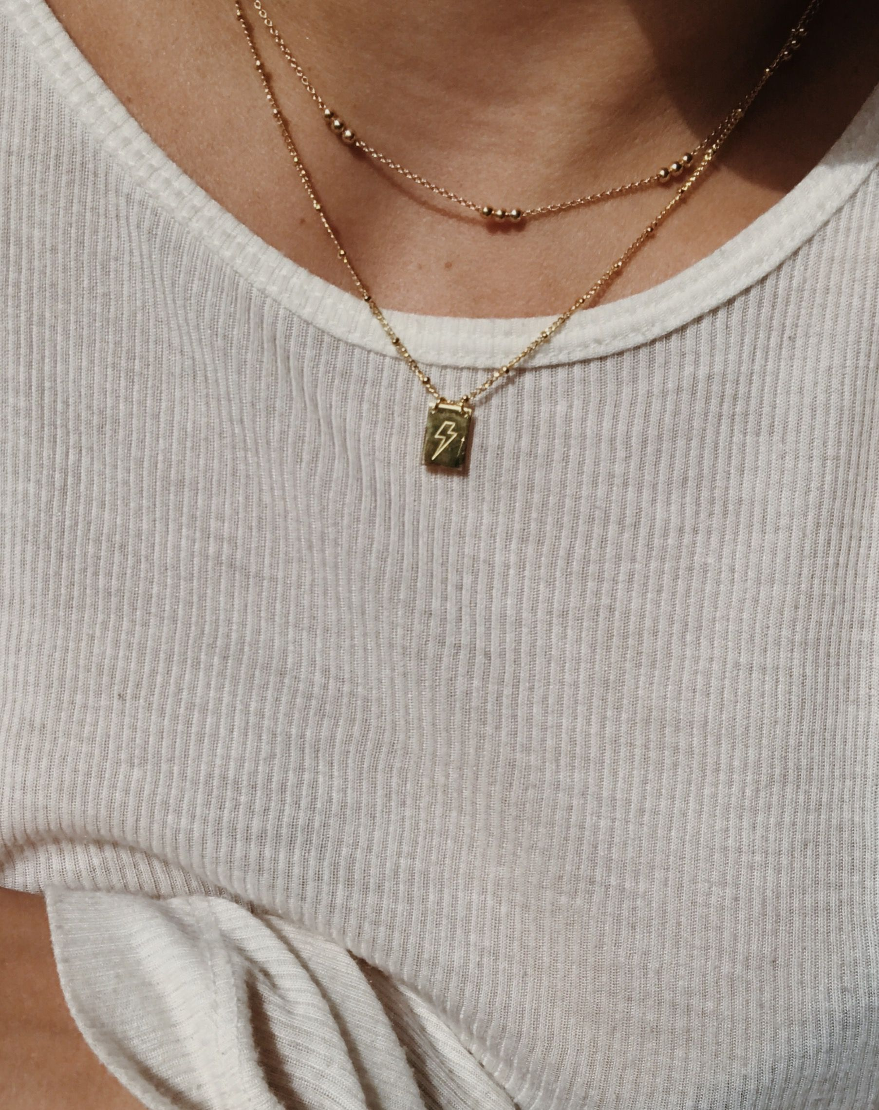 Thunder necklace pretty jewelry pinterest thunder bling and jewel