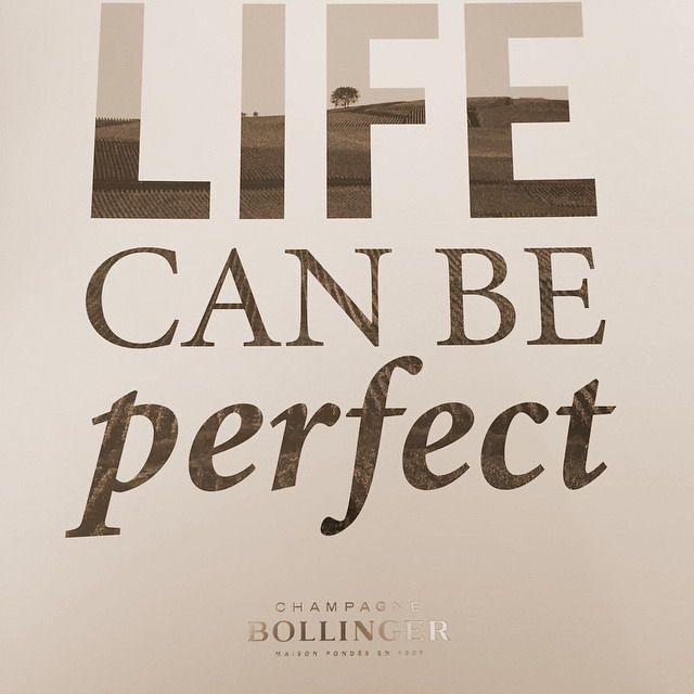 #LifeCanBePerfect