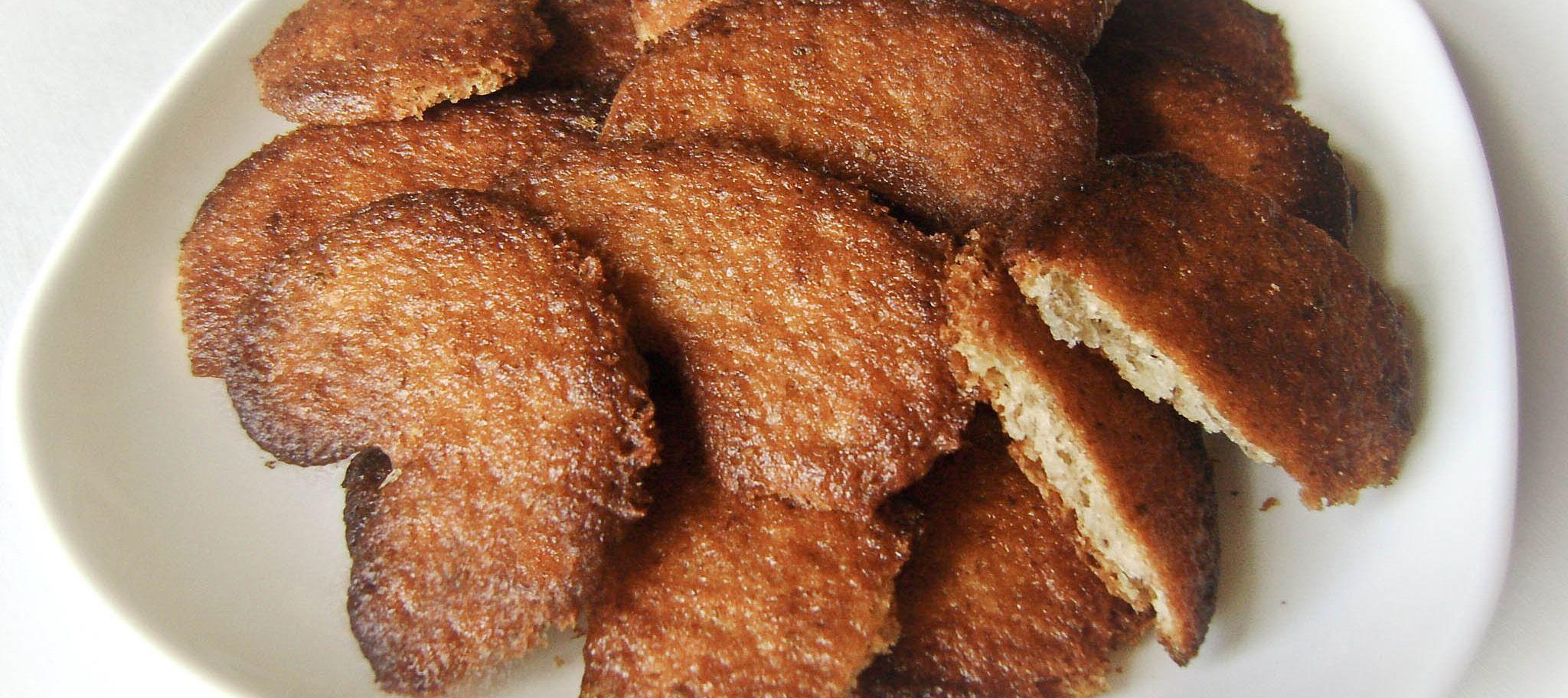 печенье без яиц с бананами рецепт