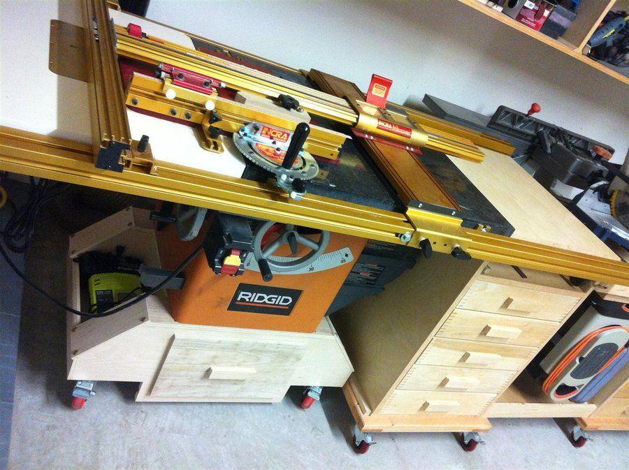 ridgid tools saw. table saws bases | ridgid saw (r4511) mobile base tools