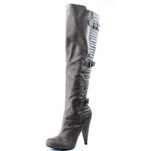 Women's Toi Et Moi Maquis-01 Grey Platform Knee High Shoes, Grey, 7 Toi Et Moi,http://www.amazon.com/dp/B00919HVF8/ref=cm_sw_r_pi_dp_Uewctb1R5XZJKSW3