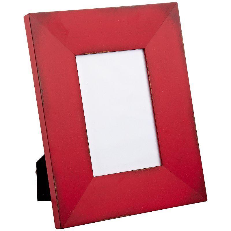 12 Buy John Lewis Bright Vintage Frame Red 4 X 6 10 X 15cm Online At Johnlewis Com John Lewis Vintage Frames Frame Lewis