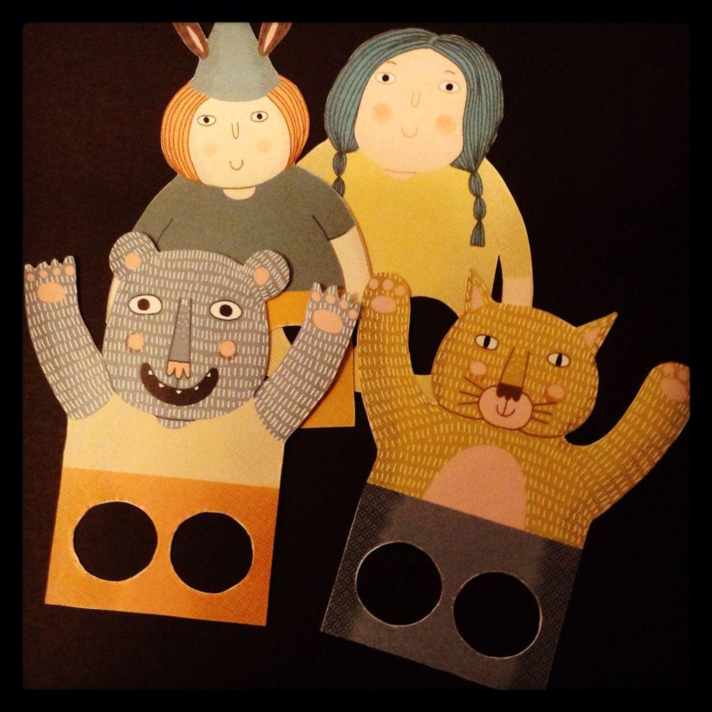 Manuela Mapelli paper dolls
