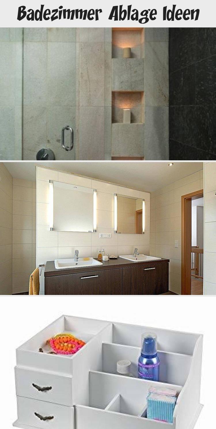 Badezimmer Ablage Ideen Bathtub