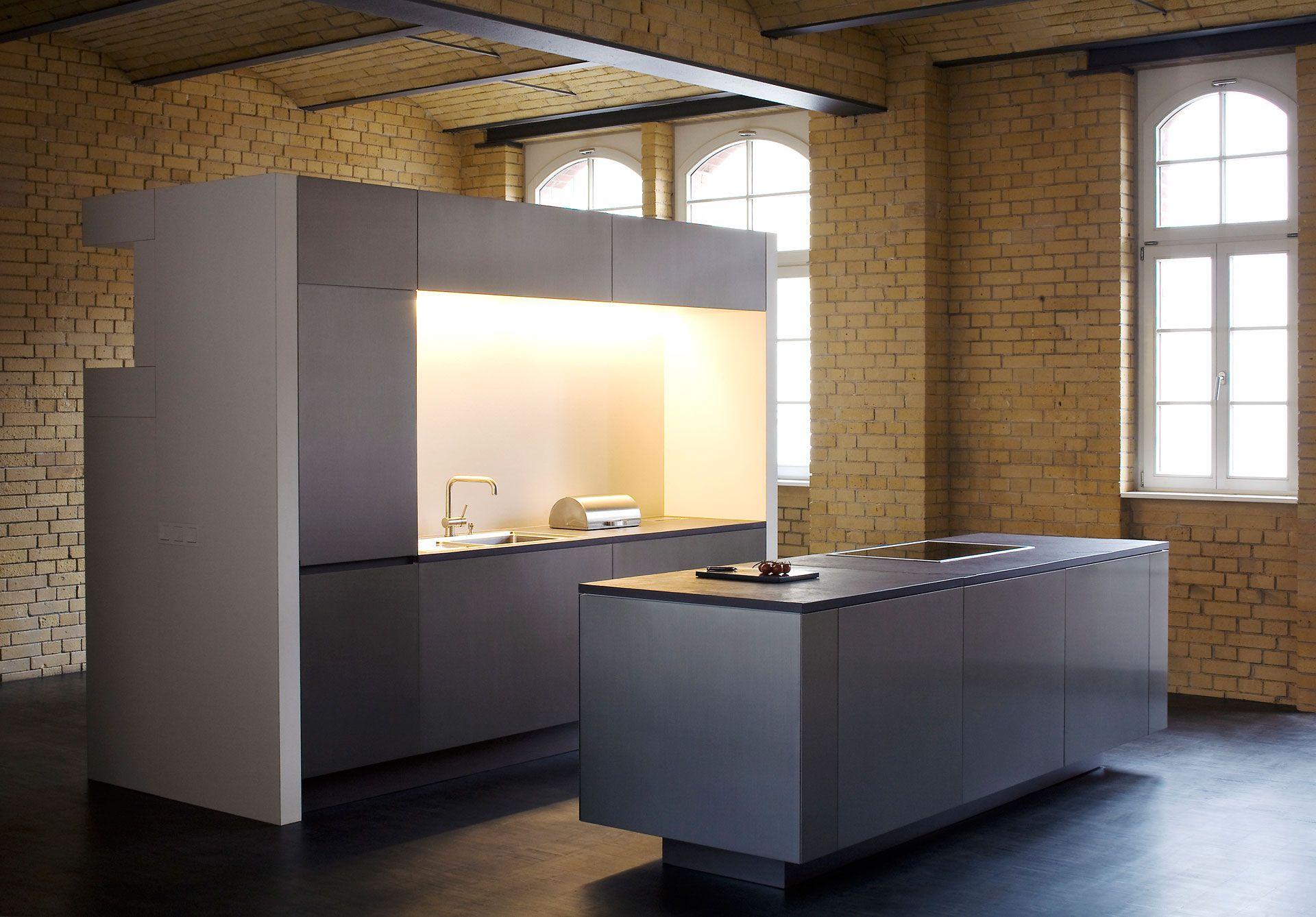 Bildergebnis für küchenblock architektur | Barhocker/Kücheninsel ...