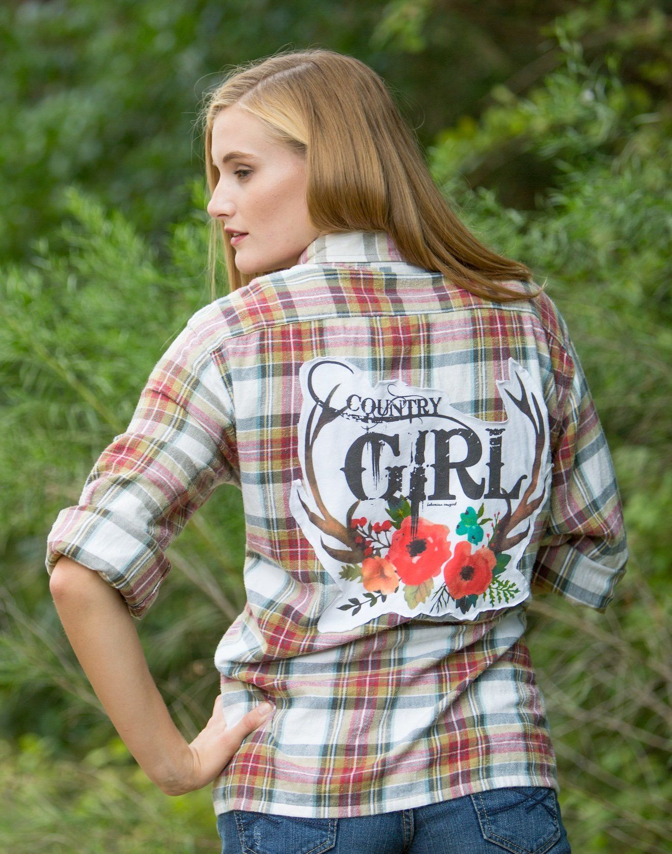 Flannel shirt for girls  Country Girl Flannel  Country girls Flannels and Girls