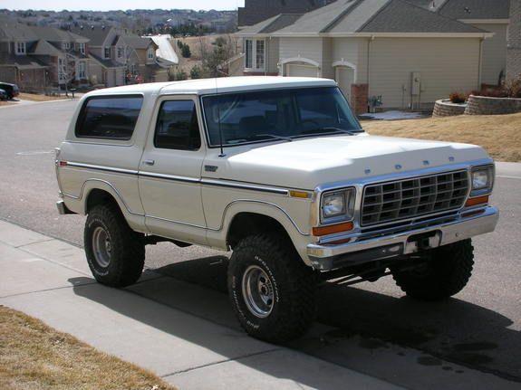 Kalel123 S 1978 Ford Bronco In Castle Rock Co 1978 Ford Bronco Ford Bronco Bronco