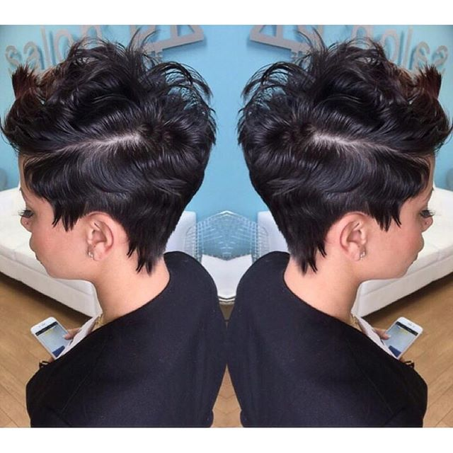Tremendous Pin Curls On Black Hair Short Black Hairstyles With Products Short Hairstyles For Black Women Fulllsitofus