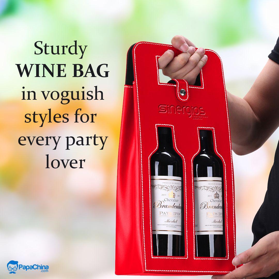 Custom Wine Bag Custom Wine Bags Custom Wine Bottles Wine Carrier Bag