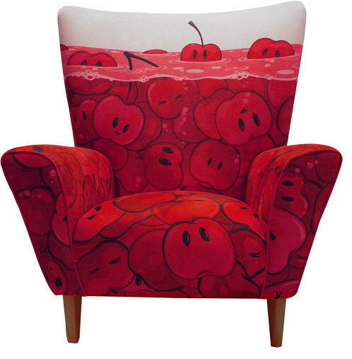 Poltronas ma a tapicer a pinterest sillones - Sillones individuales baratos ...