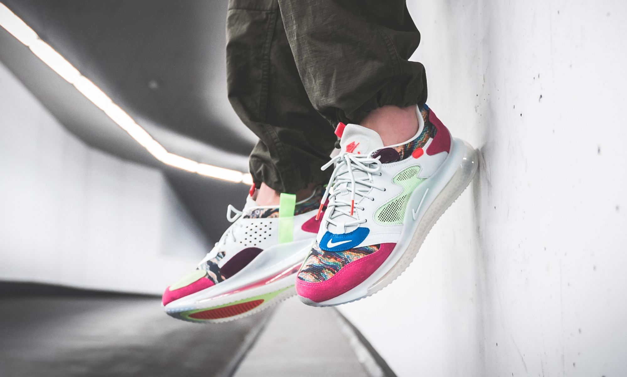 really cheap the best reputable site Nike LAB x OBJ Air Max 720
