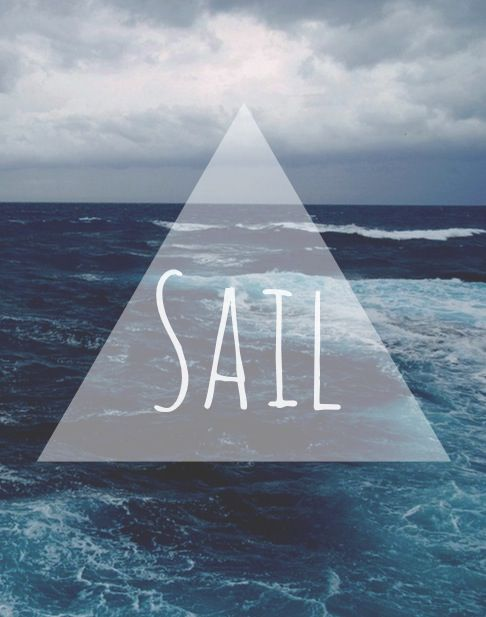 Sailing Sail Triangle Onthewater Quote Inspiration Sailing Enchanting Inspirational Sailing Quotes