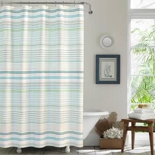 Tommy Bahama La Scala Breezer Shower Curtain La Scala Breezer
