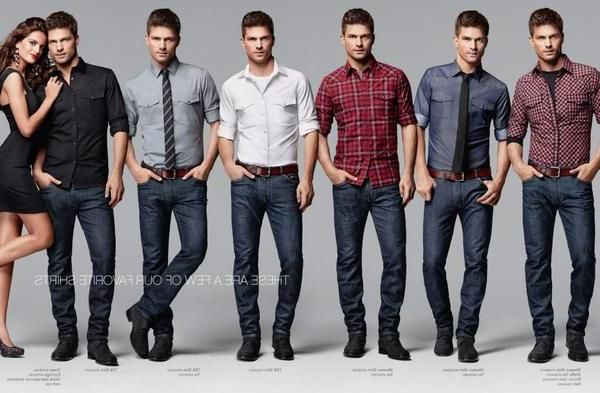 Love the versatility of jeans.