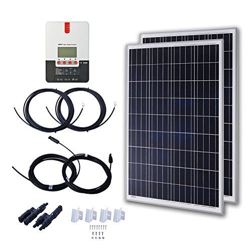Go Power Gp Psk 120 120w Portable Folding Solar Kit With 10 Amp Solar Controller Solar Kit Solar Solar Panels