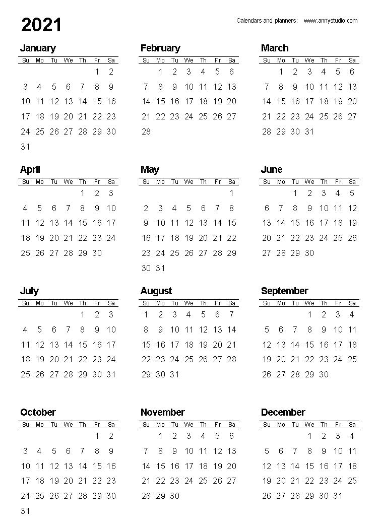 2022 Pocket Calendar.Free Printable Calendars And Planners 2020 2021 2022 Penanda Buku Desain Kalender Kalender