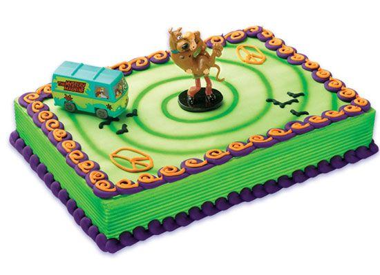 Incredible Scooby Doo Cake From Food City Scooby Doo Birthday Cake Scooby Funny Birthday Cards Online Drosicarndamsfinfo