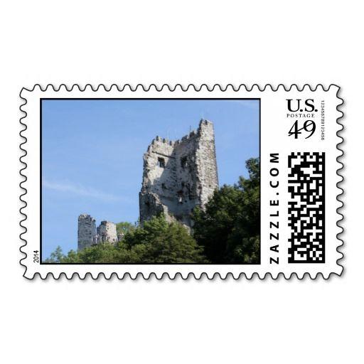 Historic Drachenfels Stamps