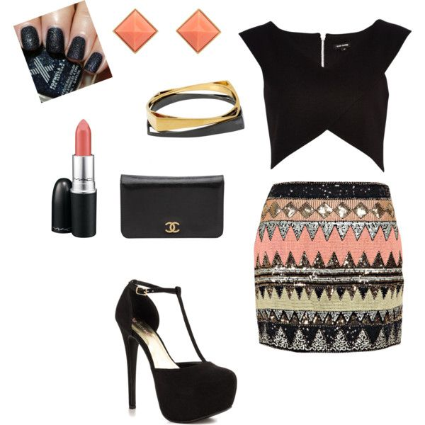 Vegas Outfit, created by mmiye24 on Polyvore
