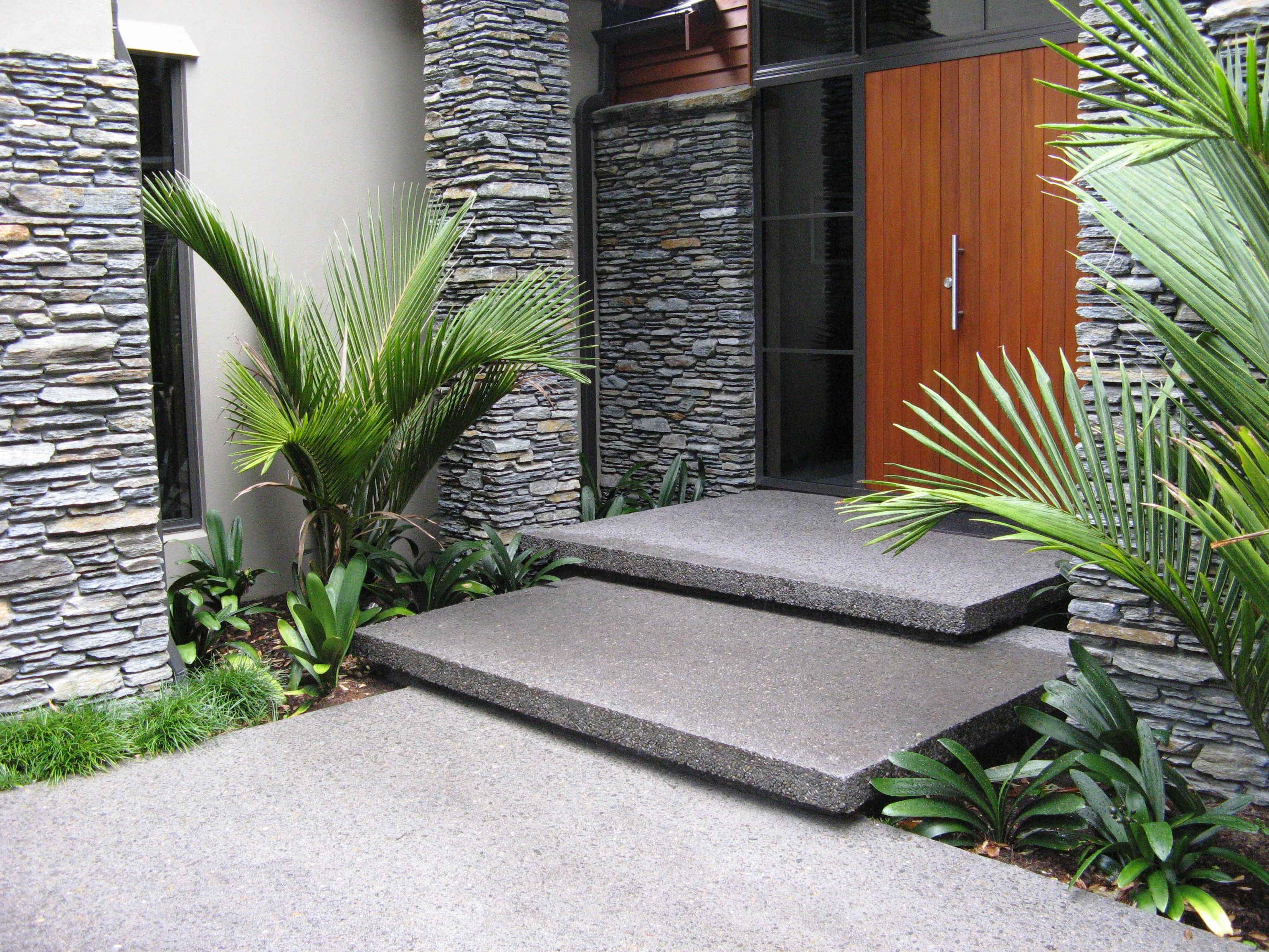 Best Floating Concrete Steps Patio Pavers Design Modern 400 x 300