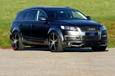Abt As7 R German Tuner Supercharger S Audi S Q7 Boosting Power
