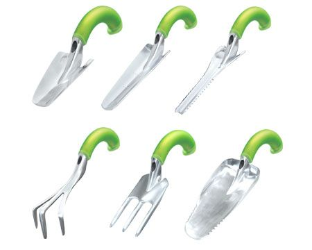 Radius NRG Super Garden Set - 6 piece