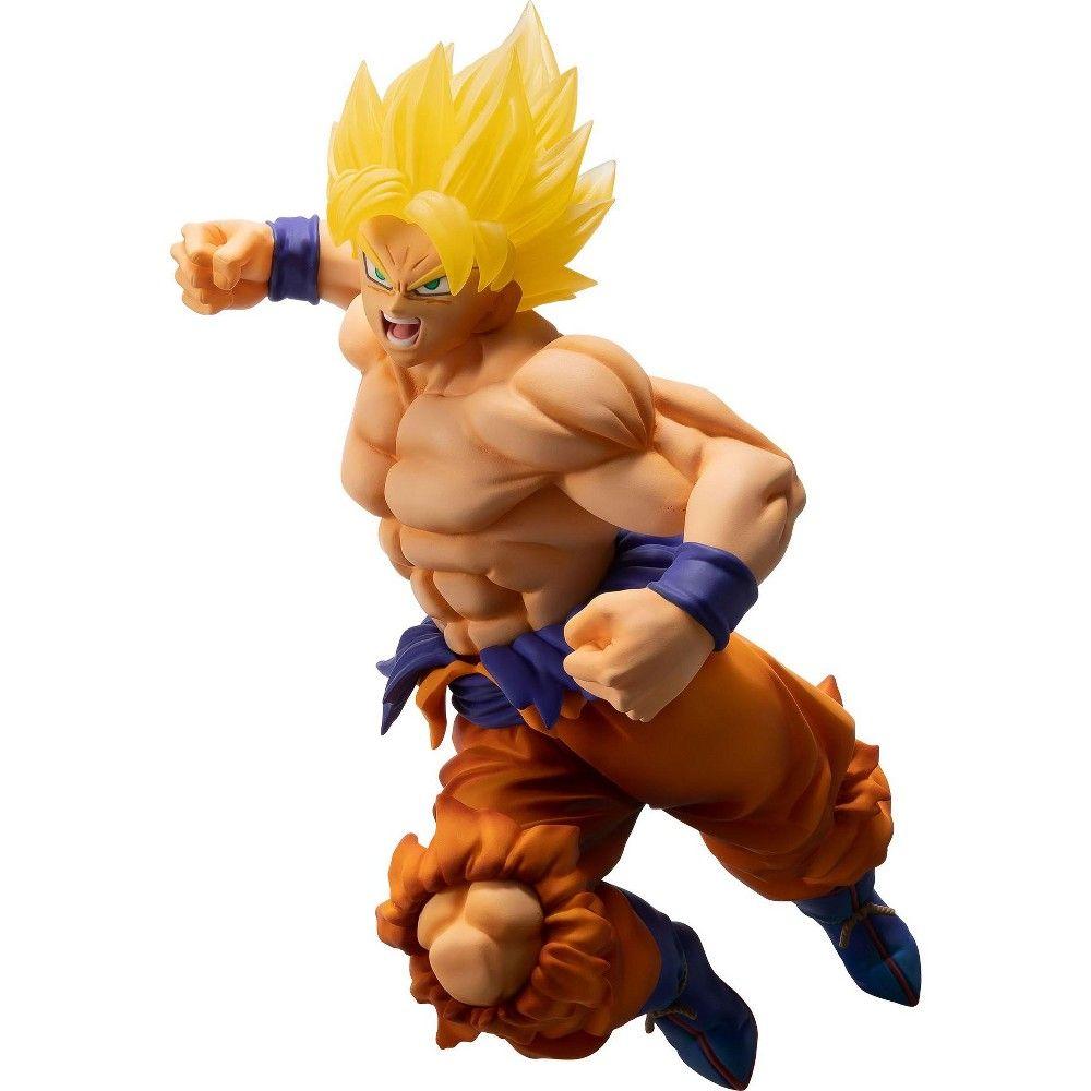 Banpresto DRAGON BALL Z  MATCH MAKERS SUPER SAYIAN SON GOKU Figure gokou ss 16cm