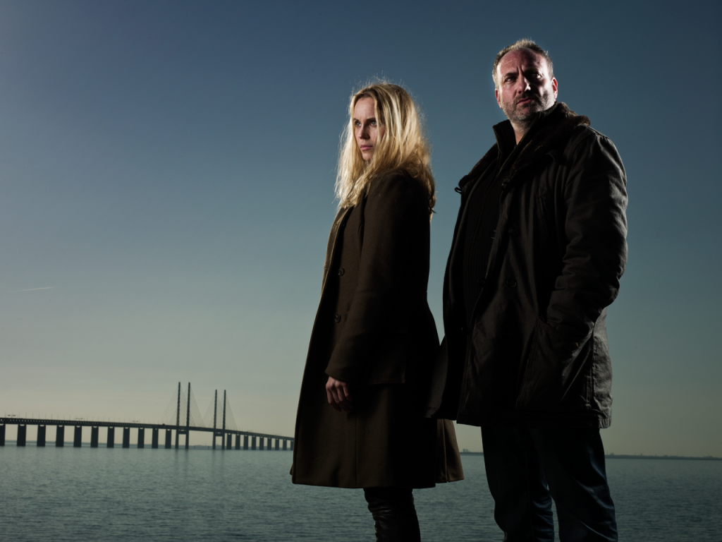The Bridge Bron In Swedish Or Broen In Danish Scandinavian Crime Drama