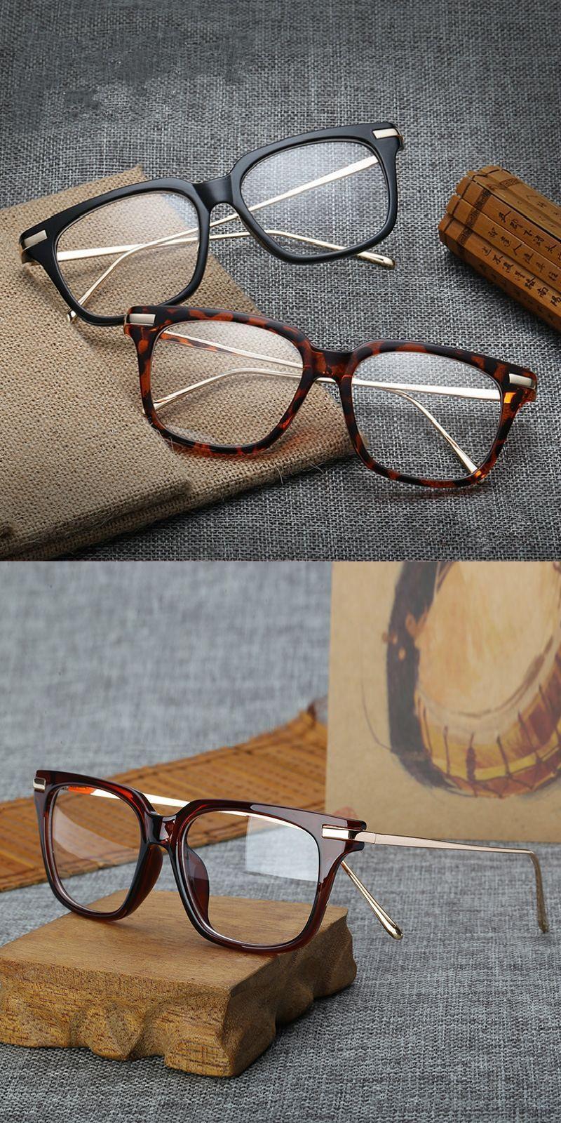 c78516507b Reteo eyeglasses frame brand design transparent women men optical eyewear  glasses myopia computer glasses frame