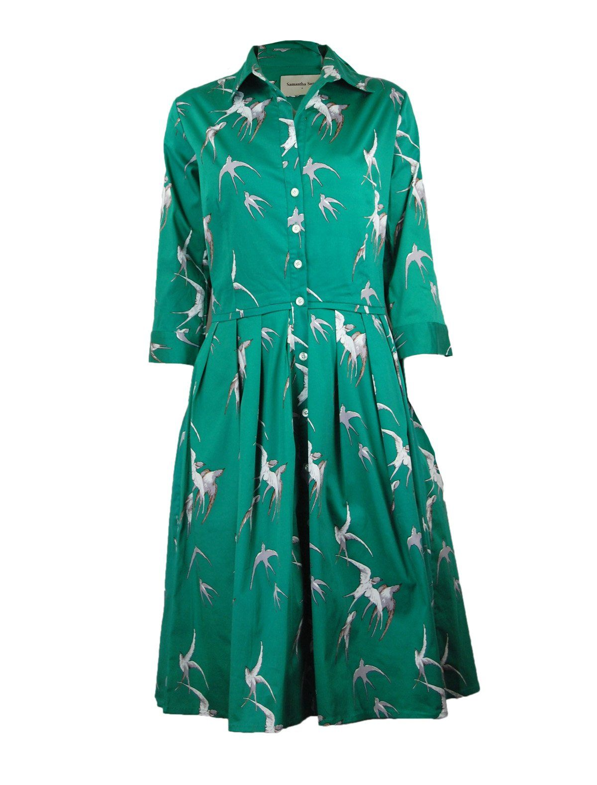 f3cb0a4a502e Samantha Sung Audrey Dress- Martins- Green - KJs Laundry | Fashion ...