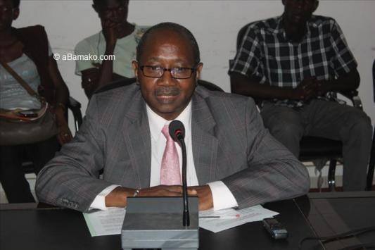La cérémonie d'ouverture était présidée par le Ministre de l'Économie Numérique, de l'Information et de la Communication qui s'est fait représenté par le Directeur Général de l'AGETIC, Pr Moussa DOLO.