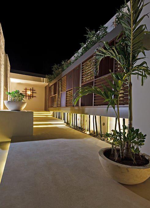 iluminaci n exterior consejos y ejemplos casas On diseno exterior del hogar