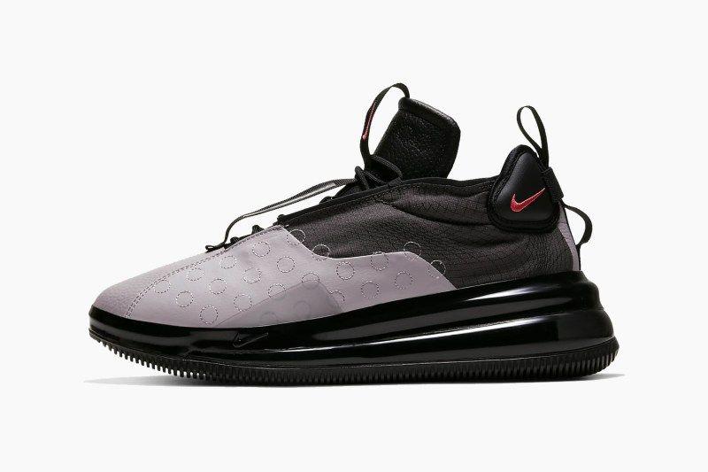 Nike Air Max 720 Waves Silver Lilac Black Thunder Grey University Red In 2020 Nike Air Nike Nike Air Max