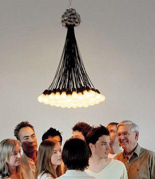 85 droog chandelier by droog design modern chandeliers 85 droog chandelier by droog design modern chandeliers surrounding modern lighting aloadofball Choice Image