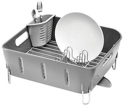 Best Simplehuman Kitchen Sink Accessories Dish Racks Dish 400 x 300