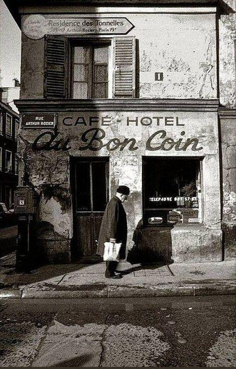 Rue Arthur Rozier Paris 19th Classic Photo Of Le Bon