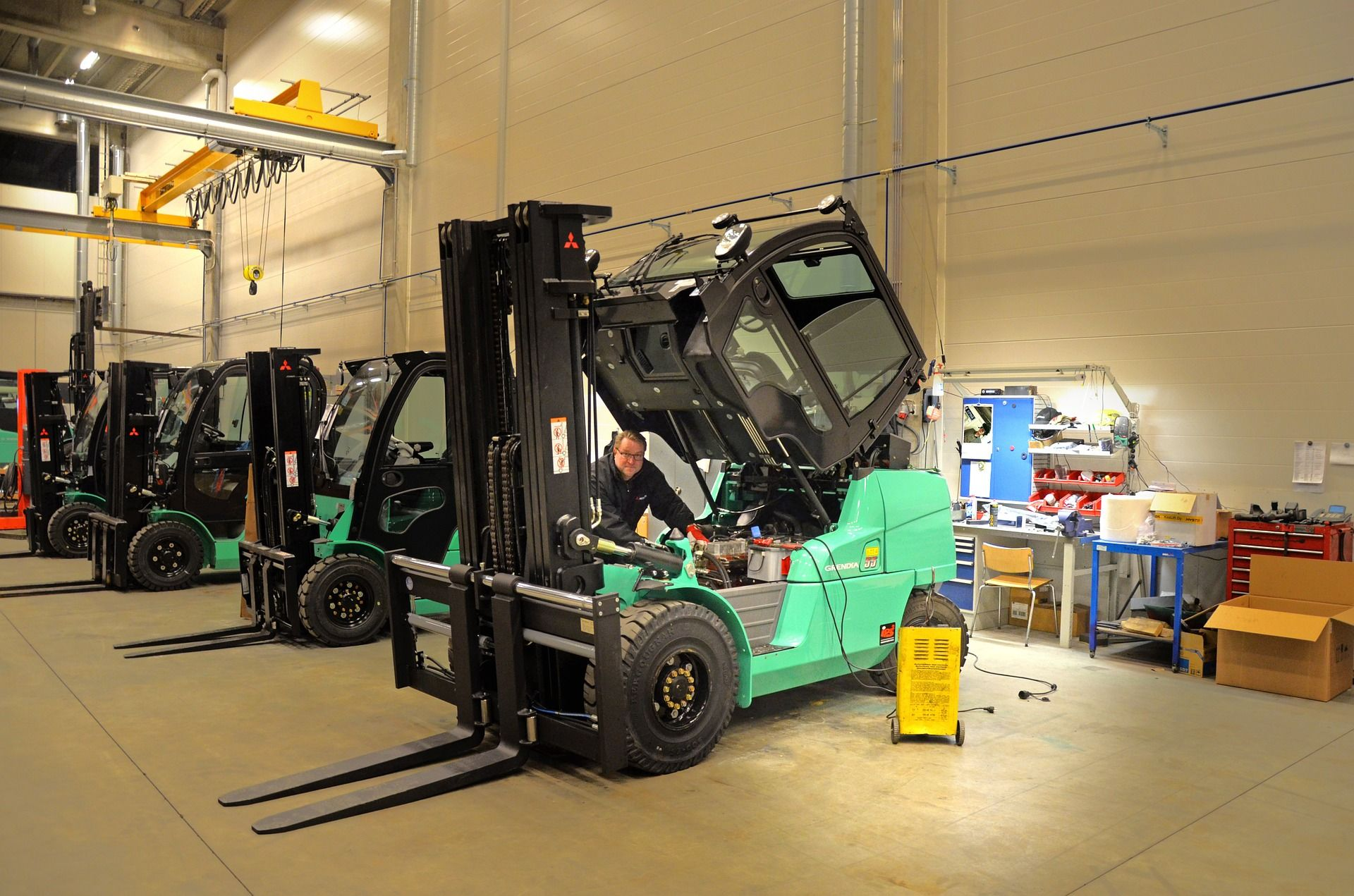 Are You A Certified Forklift Operator Get Your Certification From