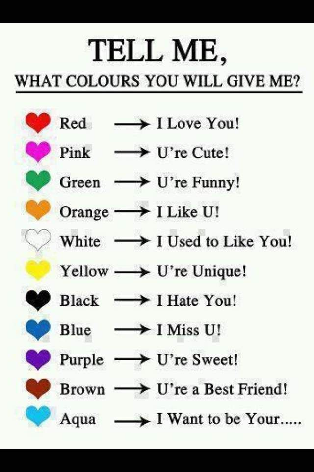 Meanings Of Colors Hearts Anime Amino Blue Color Heart Meaning Blue Things Hearts With Images Snapchat Funny This Or That Questions Funny Snapchat Names