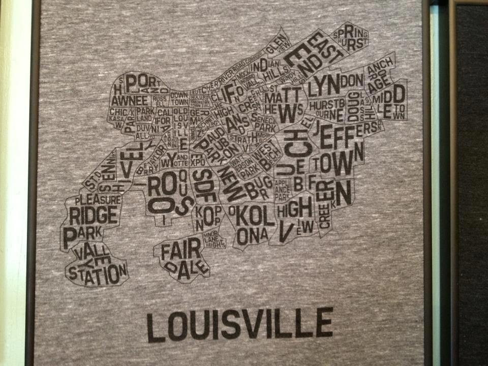 Highlands Louisville neighborhoods shirt Which u0027hood you