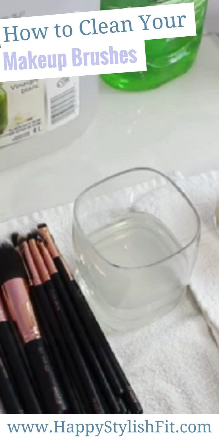 Photo of How to Clean Your Makeup Brushes at Home – Relatable Motherhood – Jannine MacKinnon