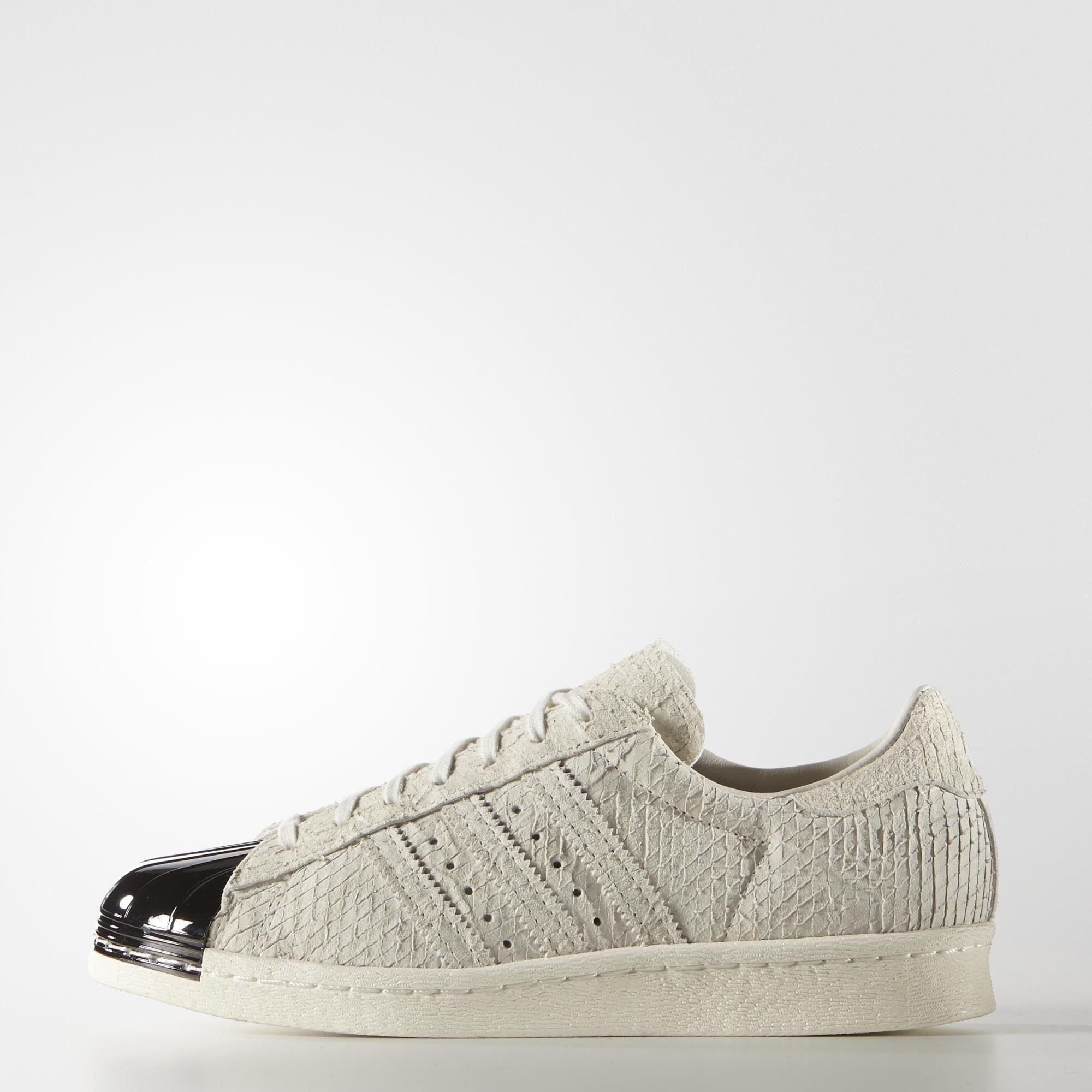 adidas Superstar 80s 80s 80s Metal Toe Zapatos Blanco | adidas US | Mujer 98a42c